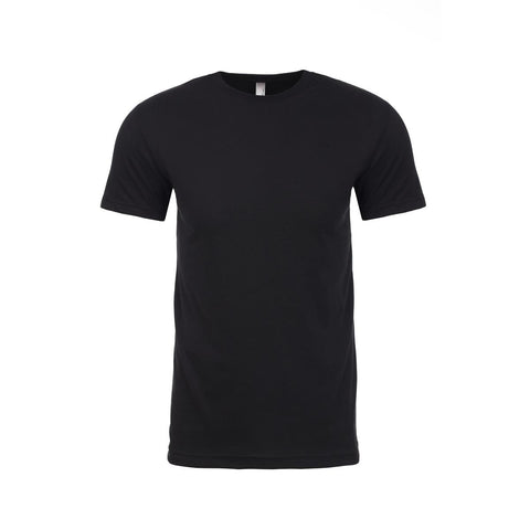 Next Level Apparel [NL6410] Men's Sueded Crew-neck T-shirt/ 男士圓領絨毛T恤