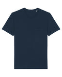 mecilla [**26830] Unisex Pocket T-shirt / 中性口袋Tee恤