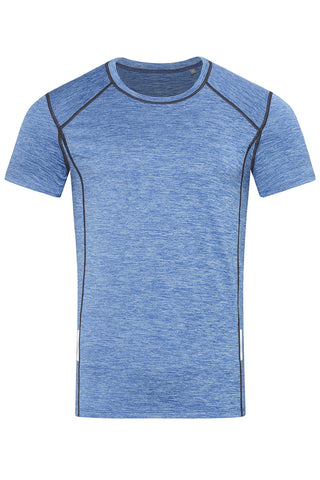 Stedman [ST8840] Men's Recycled Sports-T Reflect/再生男性運動T恤 Reflect