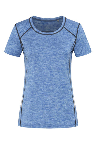 Stedman [ST8940] Women's Recycled Sports-T Reflect/再生女性運動T恤 Reflect