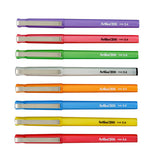 Artline 200 Fineliners 0.4mm Bright Assorted Pk8