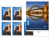 Postage Stamp $1.95 - Sending Small Letters to New Zealand