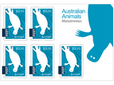 Postage Stamp $2.10 - Sending Small Letters to Asia Pacific