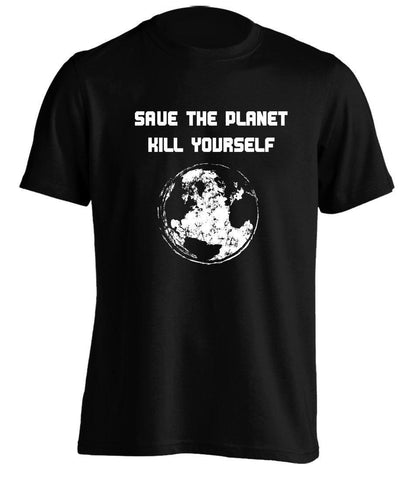 Men's Save the Planet Tee Shirt