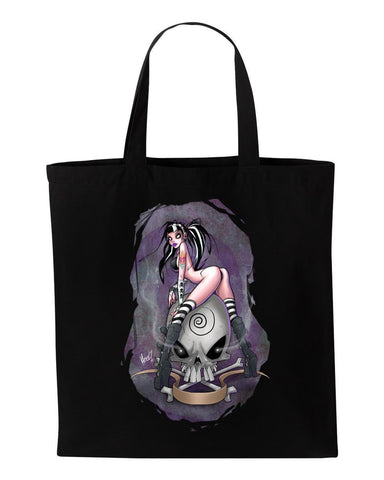 Strange Candy Tote Bag