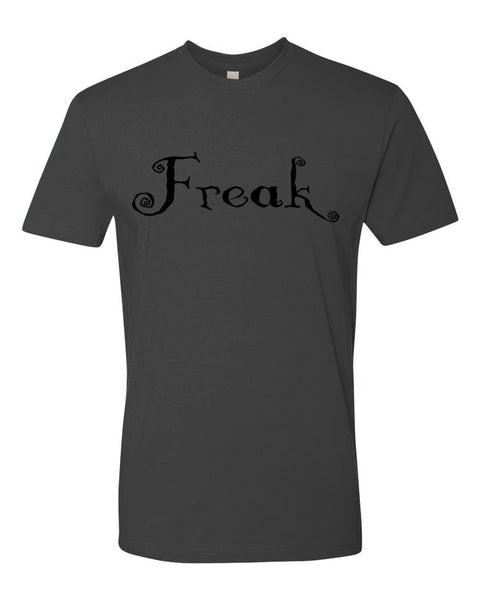 Men's Freak Tee Shirt (Gray)