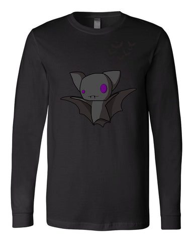 Men's Baby Bat Long Sleeve Shirt