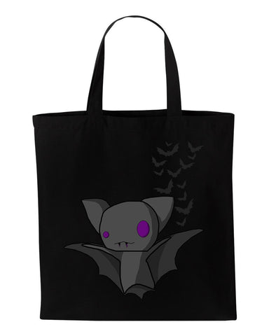 Baby Bat Tote Bag