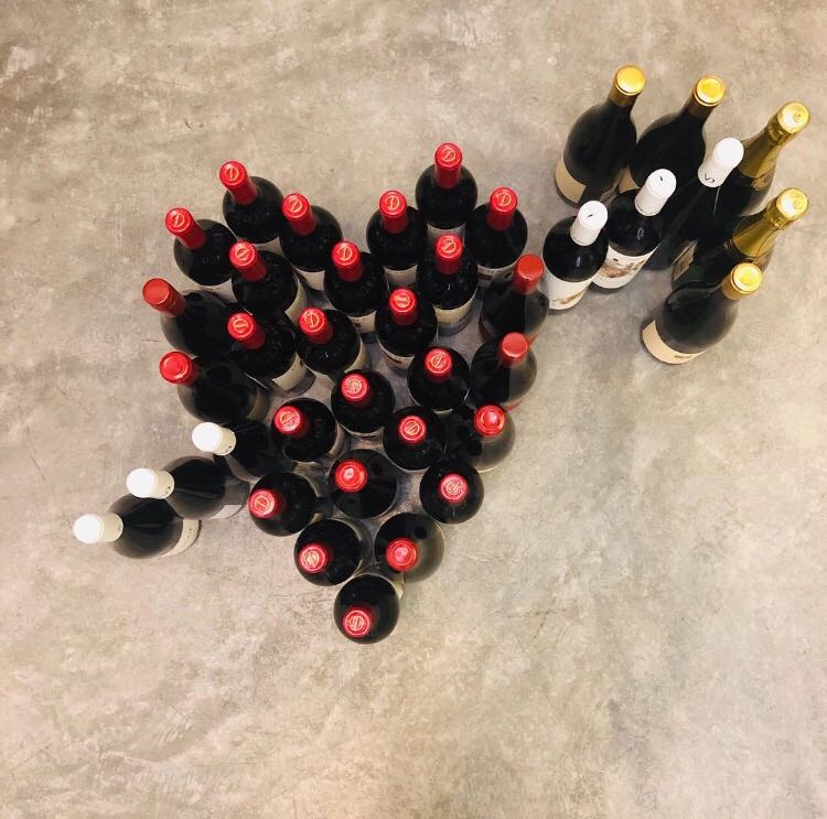 Wines worthy of your Valentine