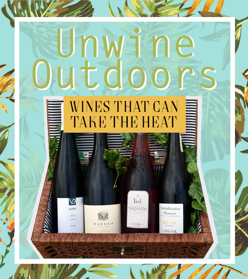 Best organic wines for Singapore summer