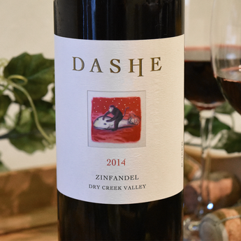2014 Dashe Cellars Dry Creek Valley Zinfandel