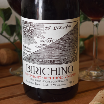 2016 Birichino Bechthold Vineyard Old Vines Cinsault