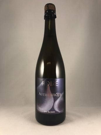 2018 Eric Bordelet Poiré Authentique