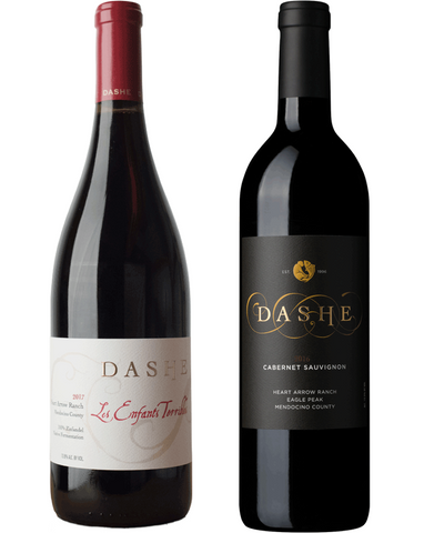Dashe Cellars Heart Arrow Ranch Bundle