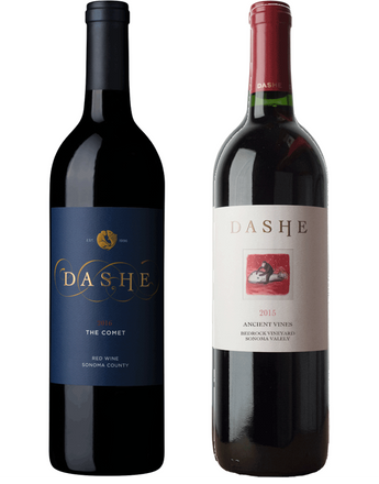 Dashe Cellars Zinfandel Blends Bundle