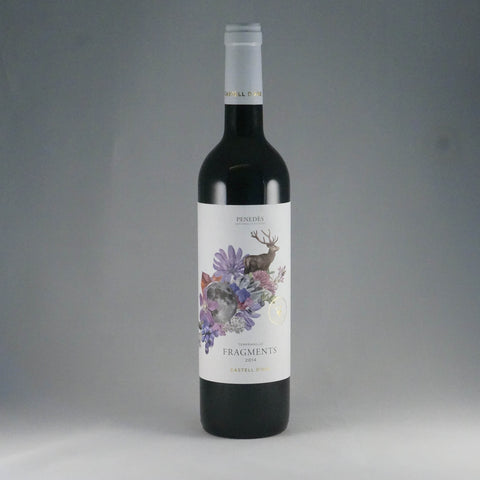 2016 Castell d'Age Fragments Tempranillo