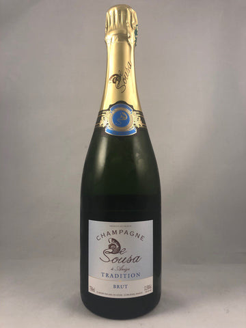 NV de Sousa Champagne Brut Tradition