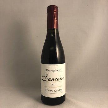 2017 Vincent Gaudry Sancerre Rouge «Vincengétorix» (37.5cl)