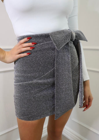 SILVER LINING SKIRT