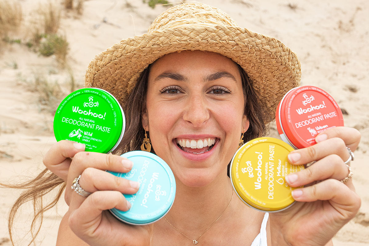 6 tips to get the most out of your natural deodorant (and some gotchas!)