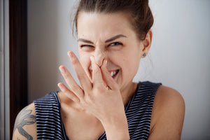Sneaky Stinkers - 5 Surprising Things That Can Make You Smell Worse