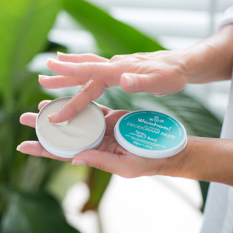 Woohoo All Natural Deodorant Paste (Surf) 40g