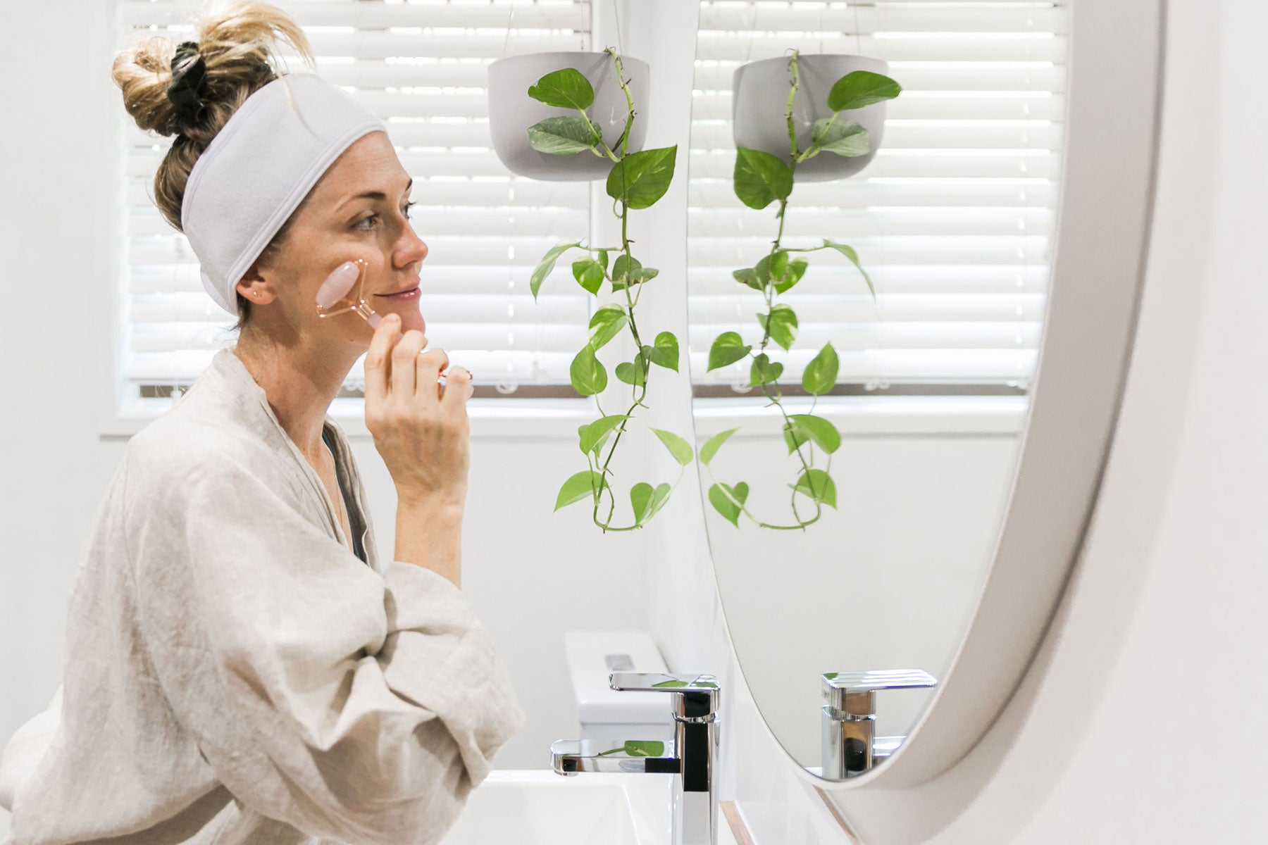 How to use your Happy Skincare Headband