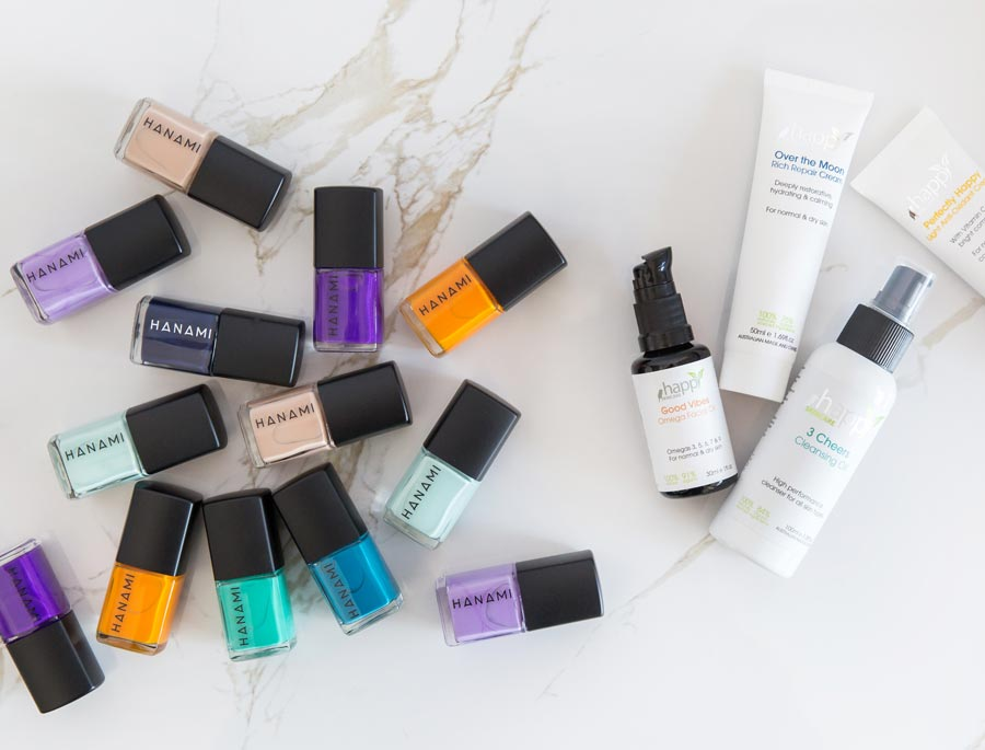 Natural nail polish - does it exist? - Happy Skincare