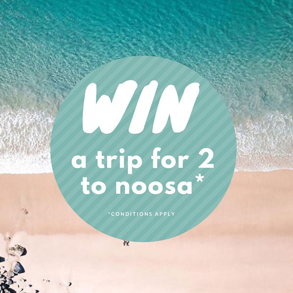 Win a trip for 2 to Noosa