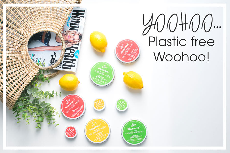40g plastic free Woohoo tins now available