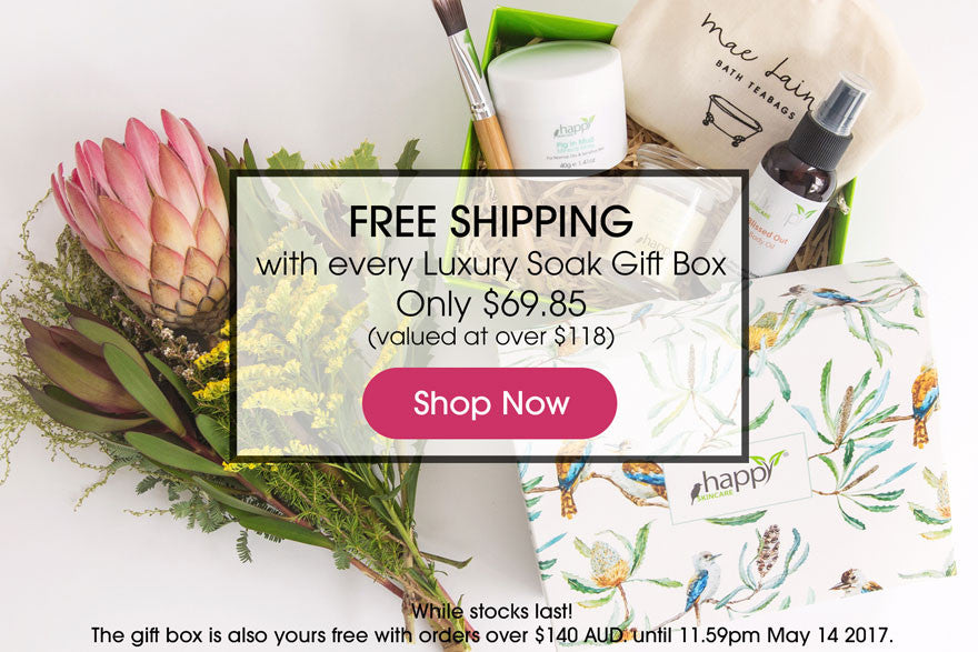 Free Shipping Mothers Day Gift Box