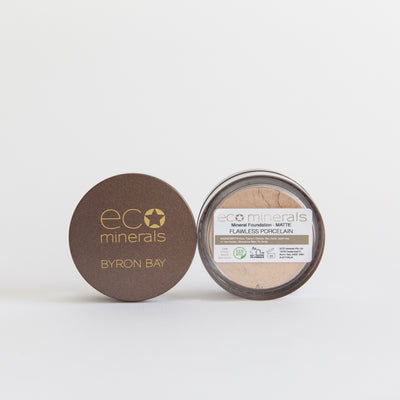 "ECO Minerals ""Flawless"" Pure Mineral Foundation (SPF 25) - Matte"