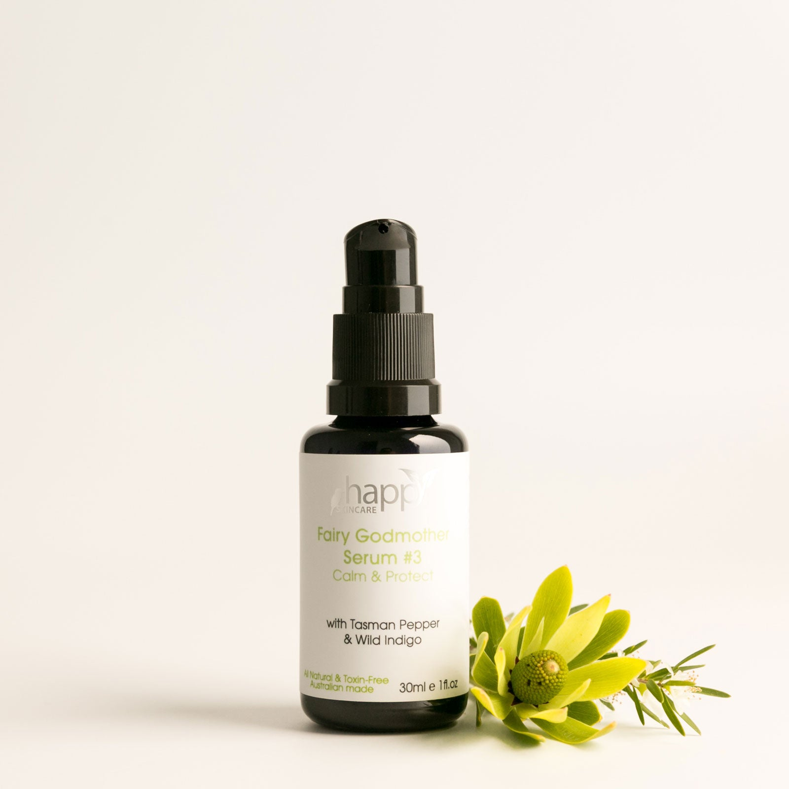 'Fairy Godmother' Serum #3 - Calm & Protect (redness and hypersensitivity)