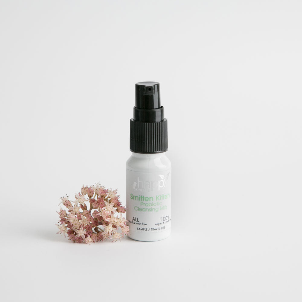 NEW - 'Smitten Kitten' Probiotic Cleansing Milk