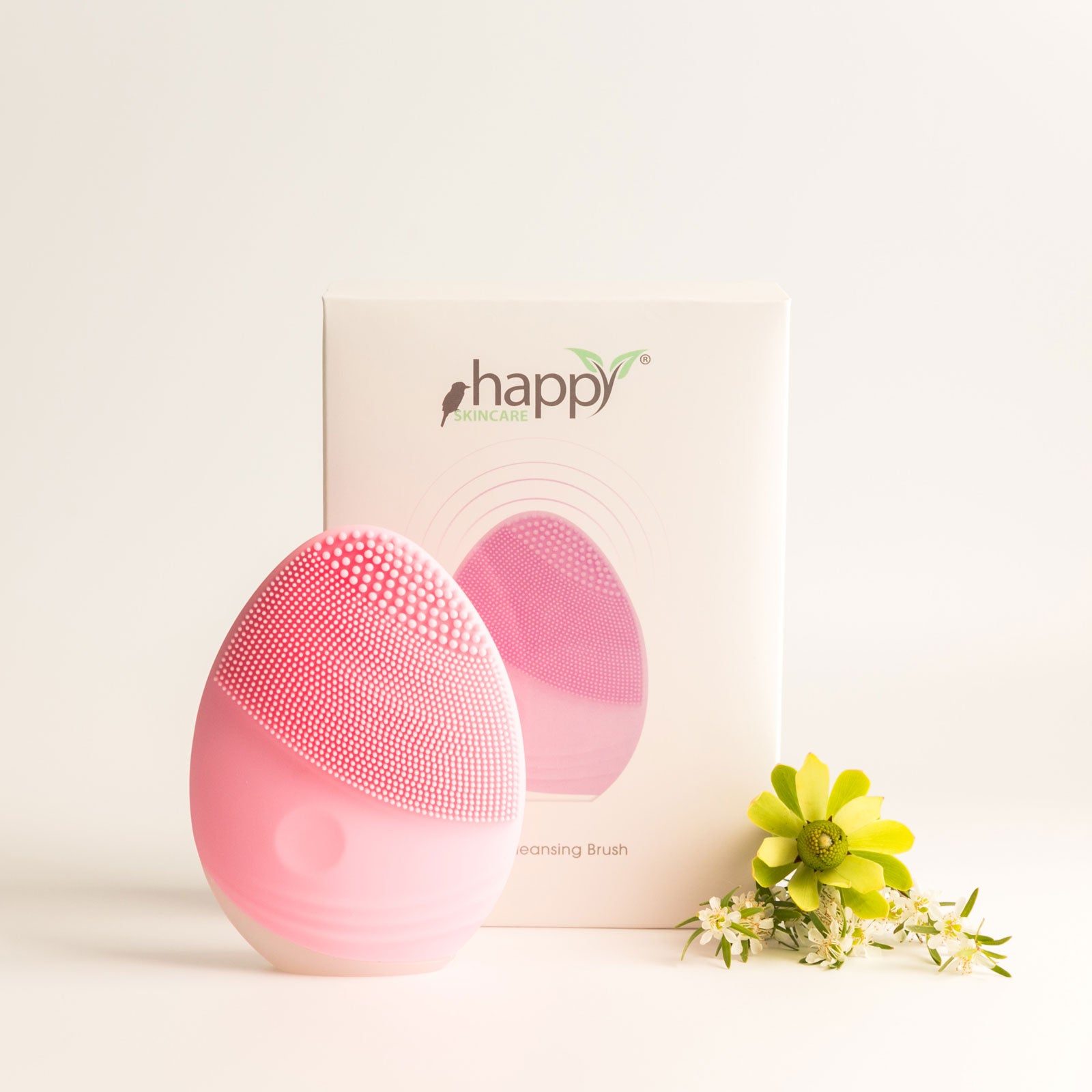 Happy Skincare Sonic Cleansing Brush