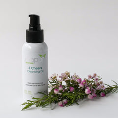 3 Cheers Cleansing Oil
