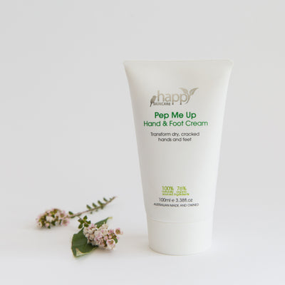 PRICE DROP - 'Pep Me Up' Hand and Foot Cream
