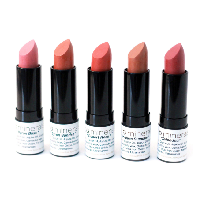 NEW - ECO Minerals Lipstick