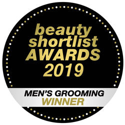 WINNER - Best Shave Product & Best Aftershave - Beauty Shortlist Awards 2019