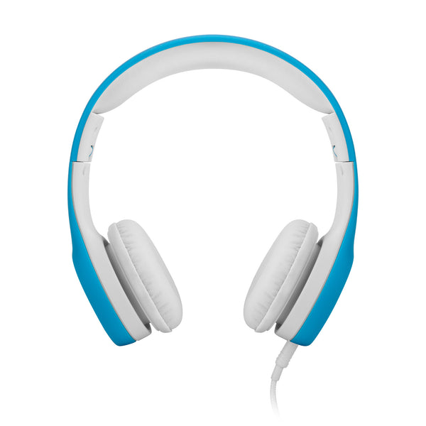 Connect+ Children's Wired Headphones - Blue