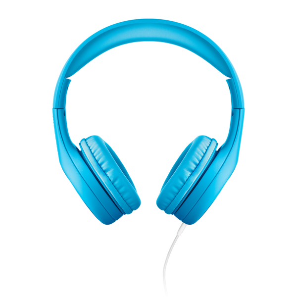 Connect+ Pro Children's Wired Headphones - Blue