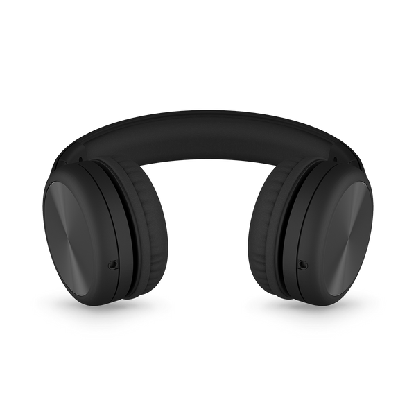Connect+ Pro Children's Wired Headphones - Black