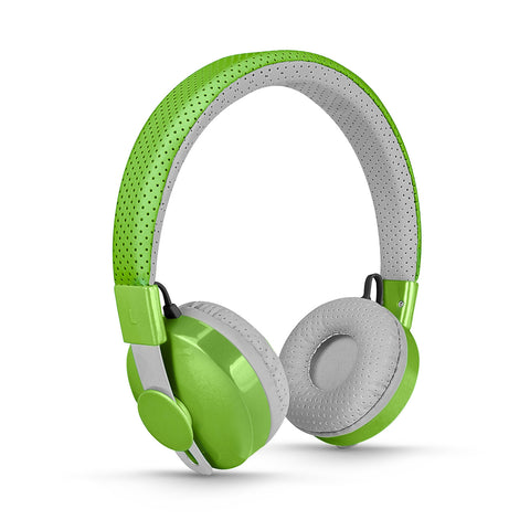 Untangled Pro Children's Bluetooth Headphones - Green