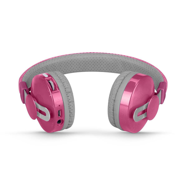 Untangled Pro Children's Bluetooth Headphones - Pink
