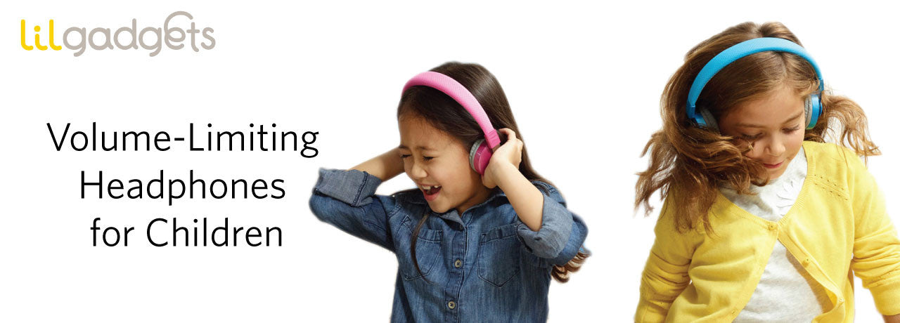 LilGadgets Volume Limiting Headphones for Children