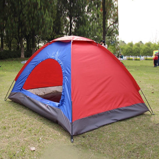 Custom Dome Shape Camping Backpacking Tent/Outdoor Camping Tent/Double  Person Outdoor Hiking Camping ...