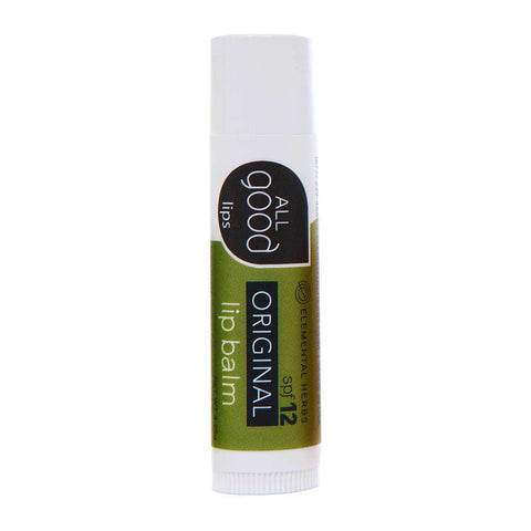 All Good Lip Balm SPF 15 Original - life by U