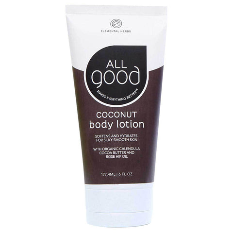All Good-Body Lotion - Coconut - life by U