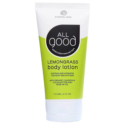 All Good-Body Lotion - Lemongrass - life by U