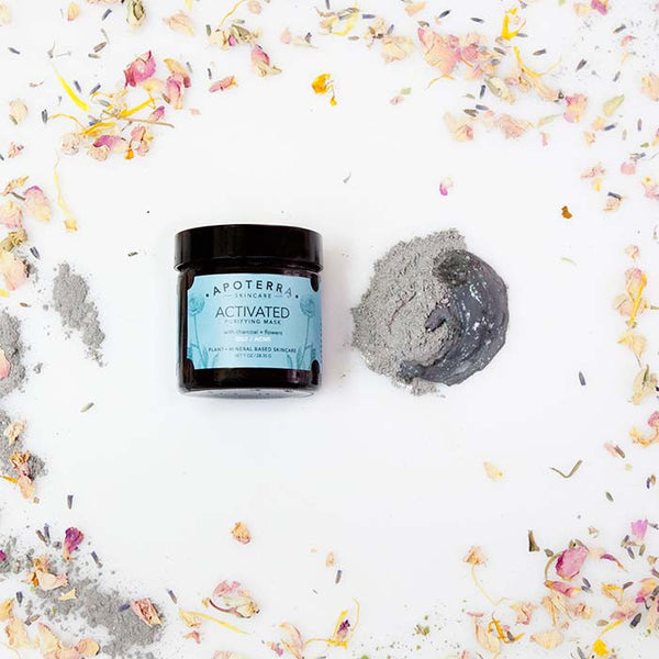 Apoterra- Activated Purifying Mask - life by U